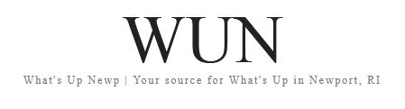 WUN logo screen grab